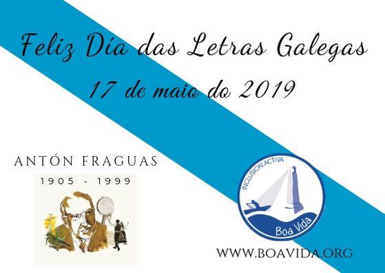 Día das Letras Galegas 2019
