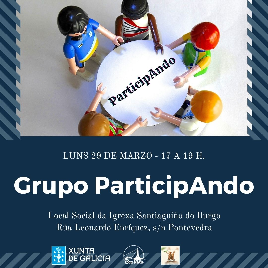 "ParticipAndo ""Voluntariado"""
