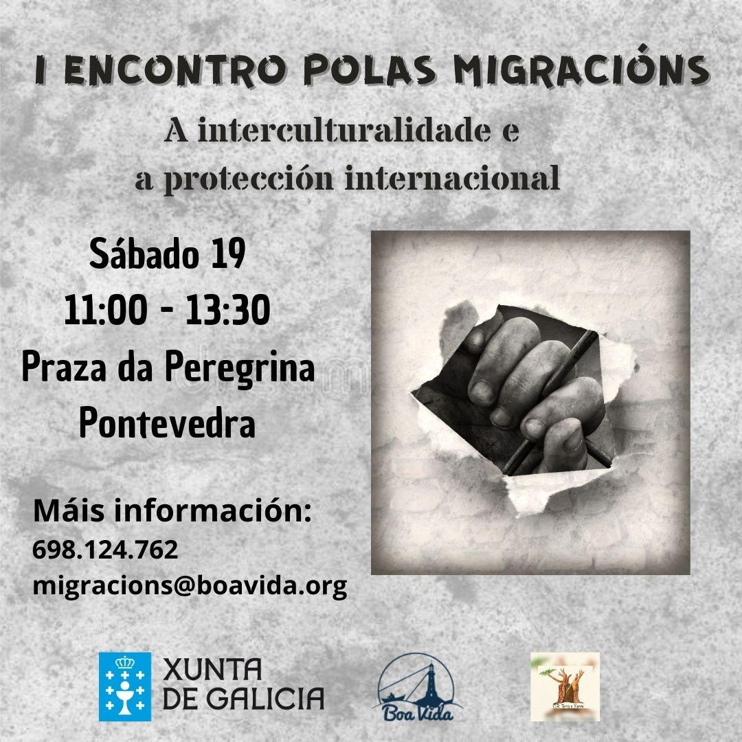I Encontro polas migracións